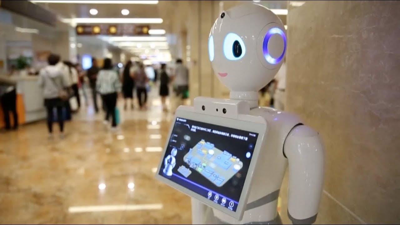Xiaoyi: el robot chino que aprobó un examen para ser