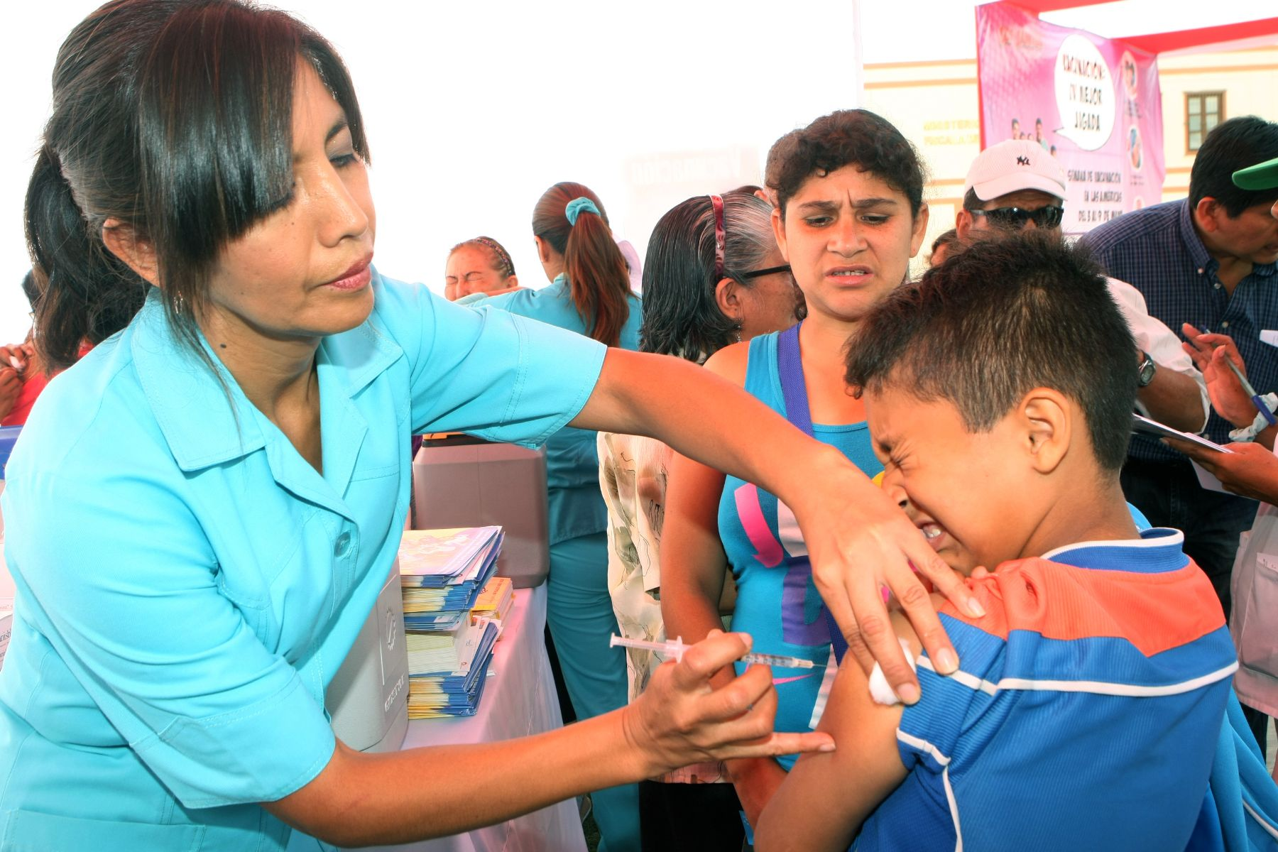 Campañas de vacunación