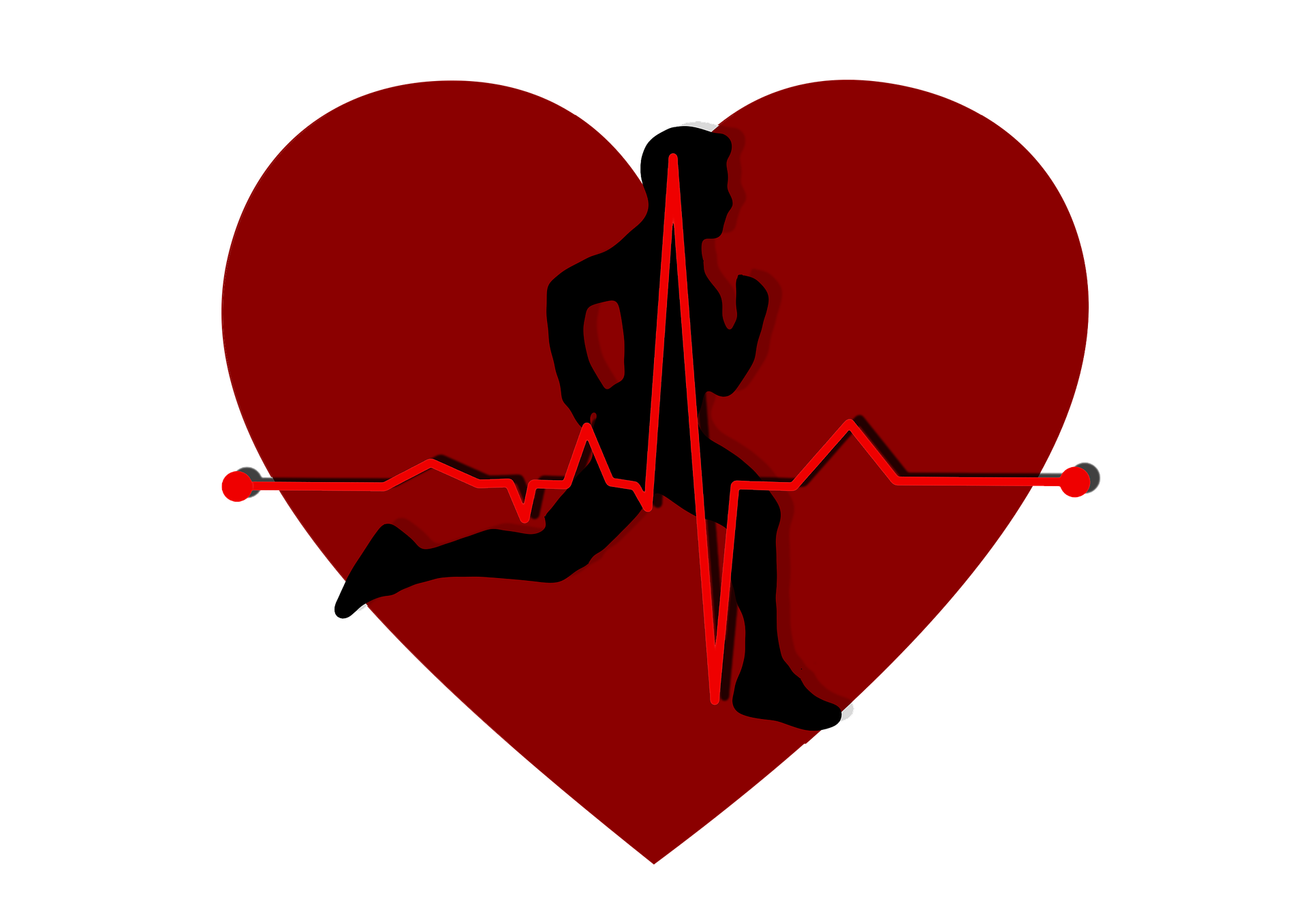 El ejercicio aumenta la frecuencia cardiaca