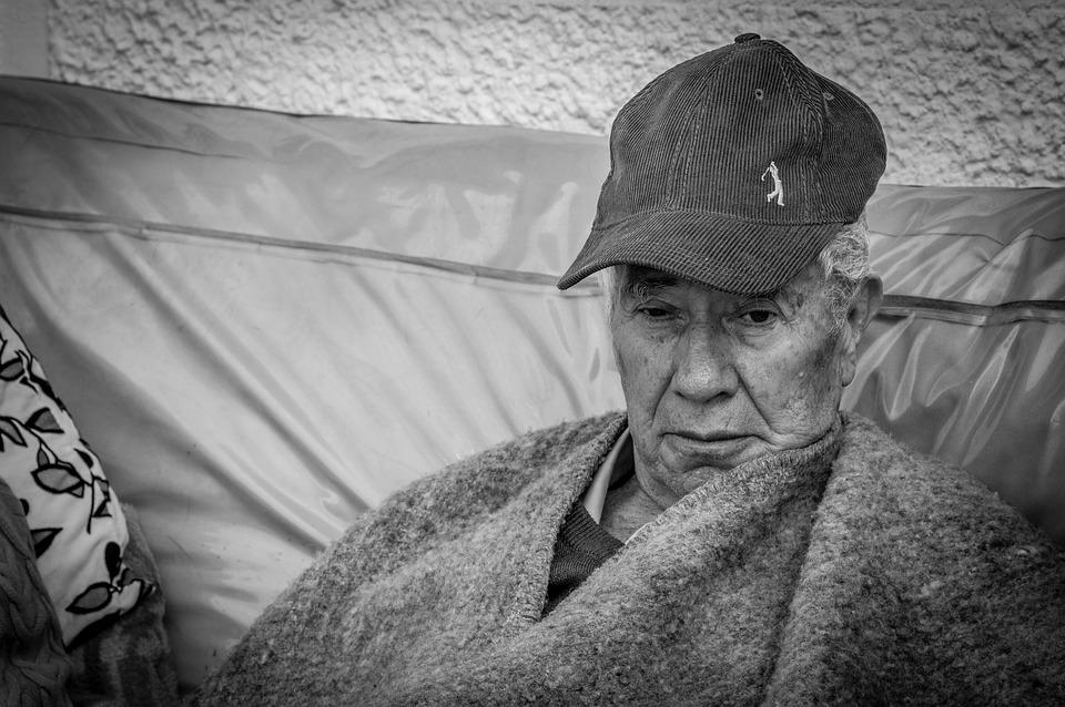 Trastornos en los ancianos.
