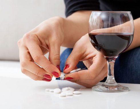 Riesgos de mezclar paracetamol y alcohol