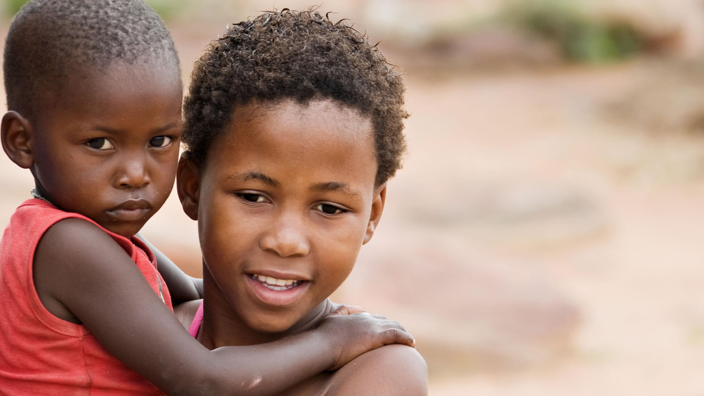 Noma: una enfermedad que destruye el rostro de los niños | Nación Farma