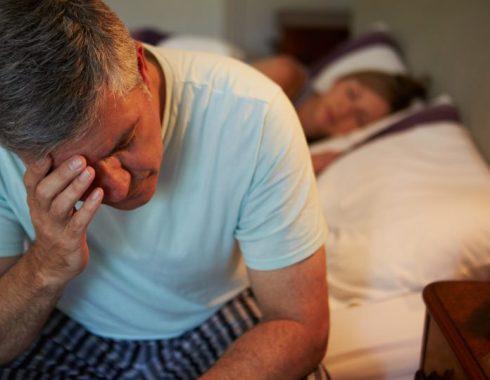 Alzheimer y cambios en el patrón del sueño