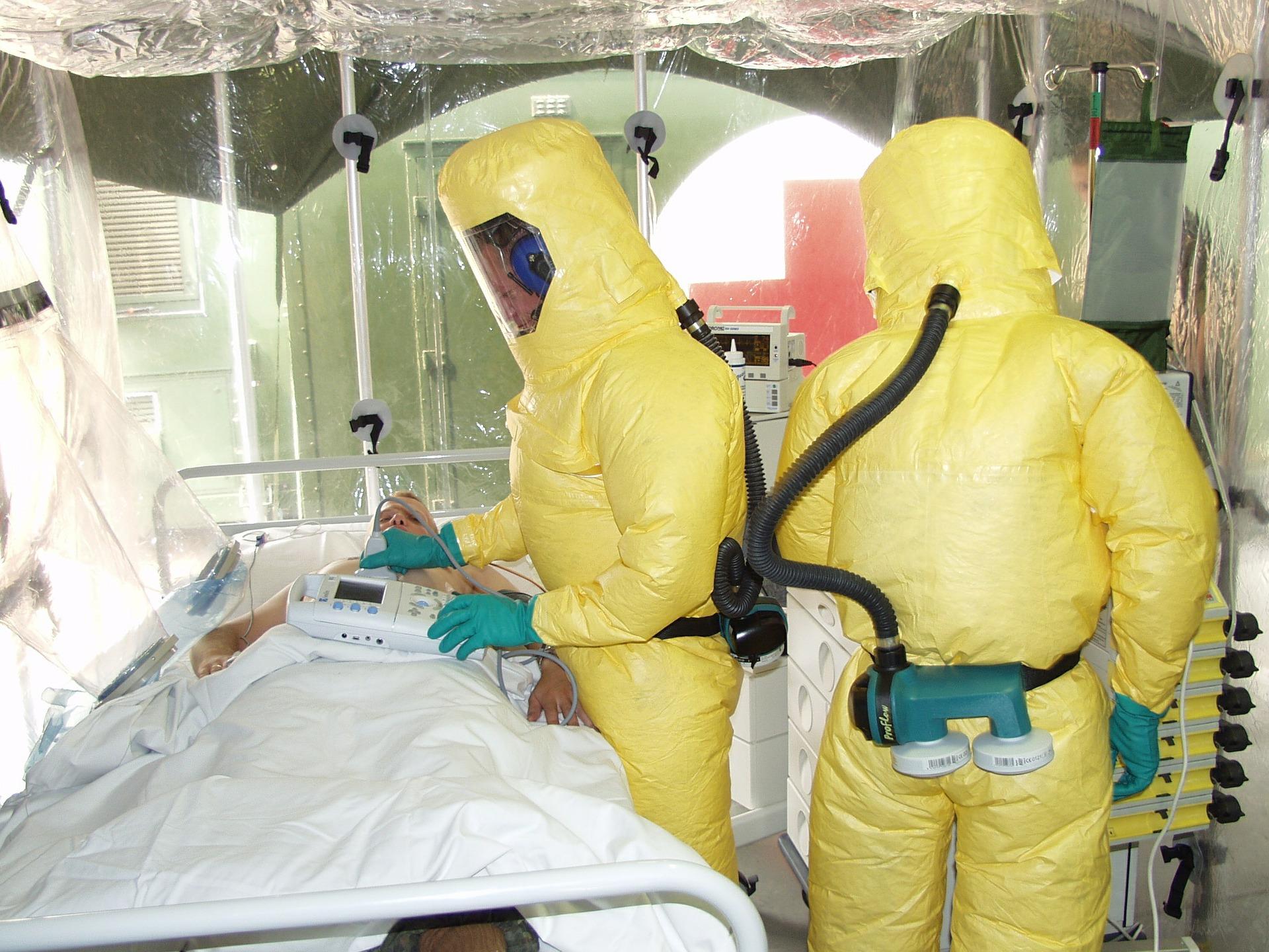 Aislamiento por nuevo brote de ébola en Africa