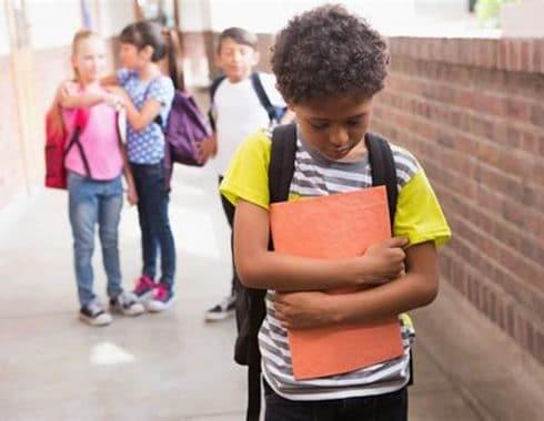 Cómo afecta el bullying.