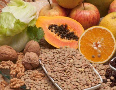 Asocian alto consumo de fibra con redución de enfermedades no transmisibles