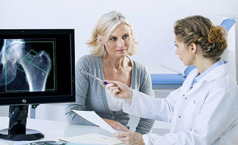 Ecografías para mejorar la detección de osteoporosis