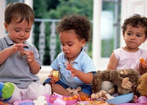 Pautas de la OMS para niños de 0 a 5 años
