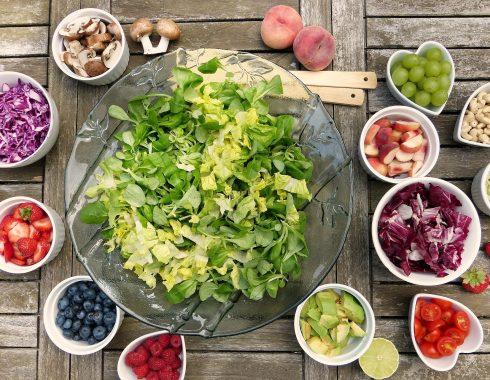 Los veganos tienen biomarcadores más saludables