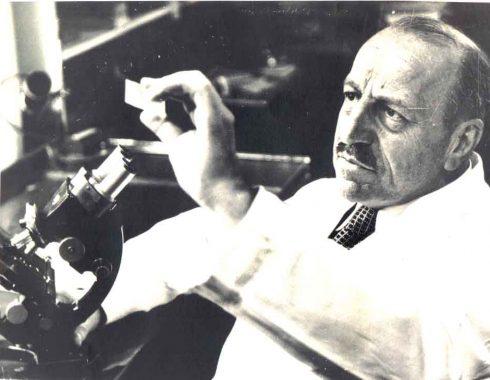 Georgios Papanikolaou, el creador de la prueba para detectar cáncer cervicouterino