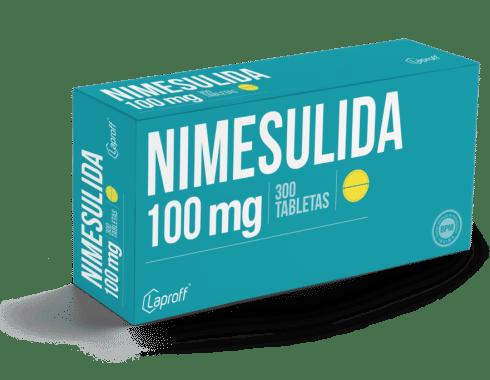 Nimesulida, fármaco que causa daño hepático