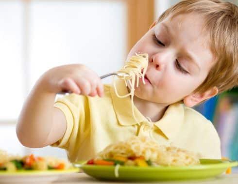 Consejos para alimentar a niños melindrosos