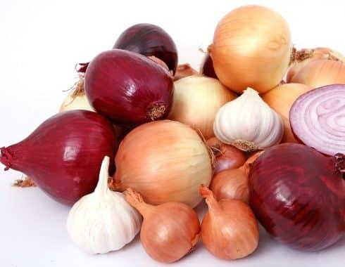 Ajo y cebolla podrían reducir el riesgo de cáncer de mama