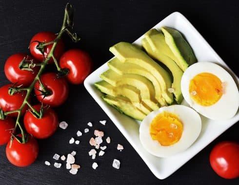 La dieta keto podría incrementar la inflación de la piel