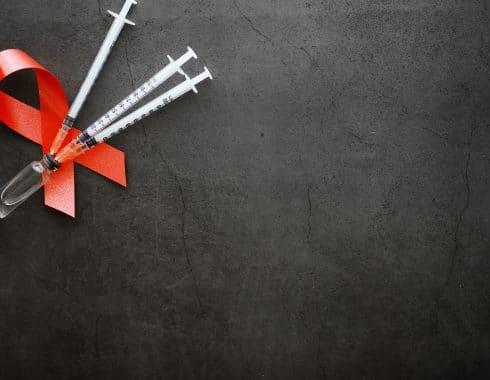 Vacunas contra el VIH