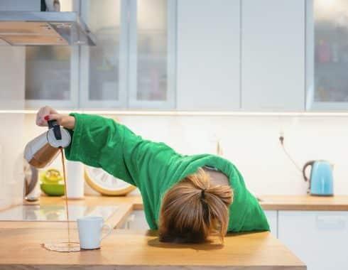 Una dieta alta en carbohiratos podría causar insomnio