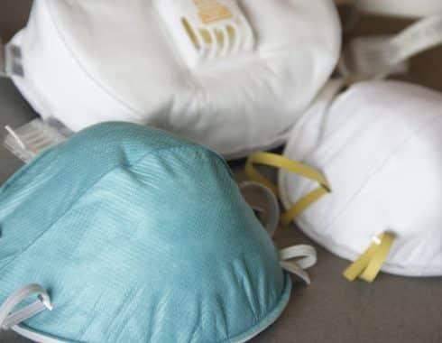 Preocupan las heridas en personal médico por cubrebocas