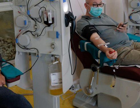 El plasma convaleciente ¿podría curar a los pacientes con COVID-19?
