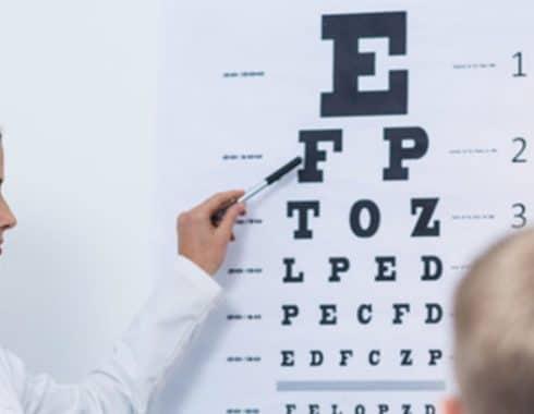 Novedosa prueba que emplea inteligencia artificial en línea para evaluar la agudeza visual