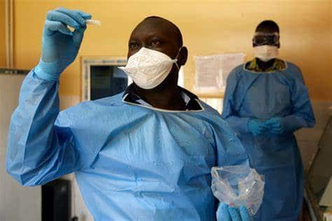 Científicos nigerianos y su vacuna contra el COVID-19