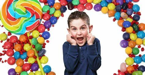 ¿Azúcar causa hiperactividad en los niños?