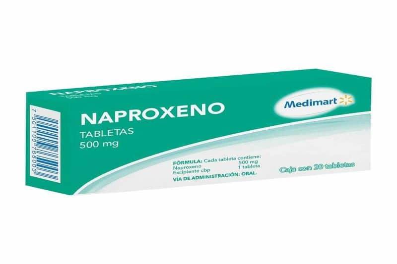 para qué sirve el naproxeno e ibuprofeno