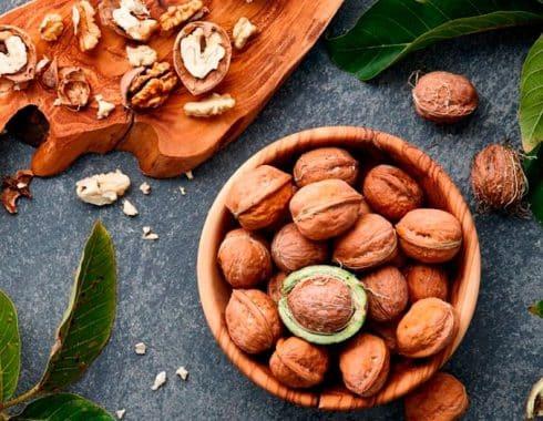 Las nueces y nuestra salud
