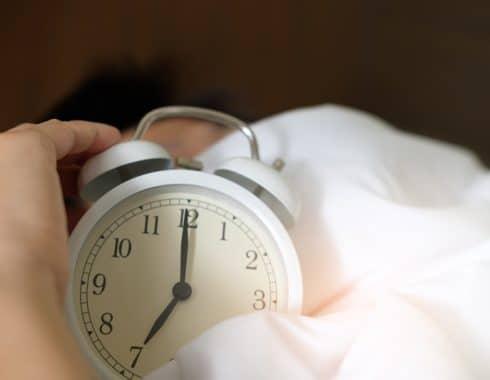 falta de sueño y sus efectos en la salud