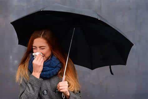 Gripe y resfrío ¿Por qué se dan más en invierno?
