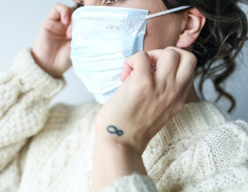 asma durante la pandemia