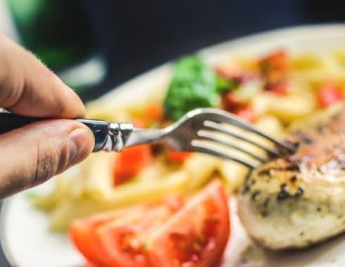 El plato del buen comer: una guía saludable