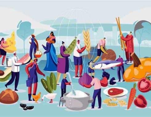 Una dieta para cuidar tu salud y el planeta
