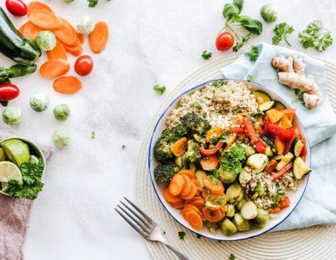 deficiencia de yodo en una dieta vegana