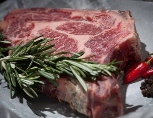 carne roja y el cáncer
