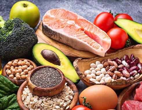 Las 9 comidas más altas en proteínas