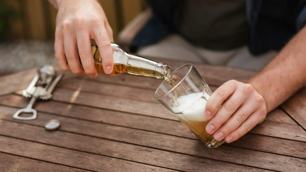 Alcohol durante la pandemia