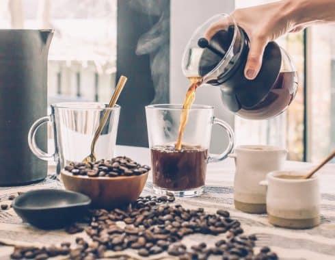 Efectos de beber café a la salud