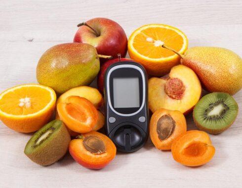 Diabetes tipo 2: reduce su riesgo comiendo frutas