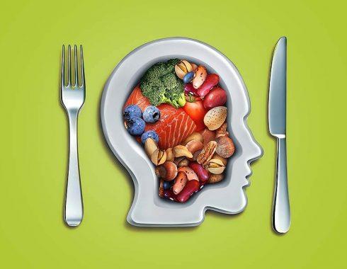 La alimentación sana tiene un impacto positivo en la salud mental