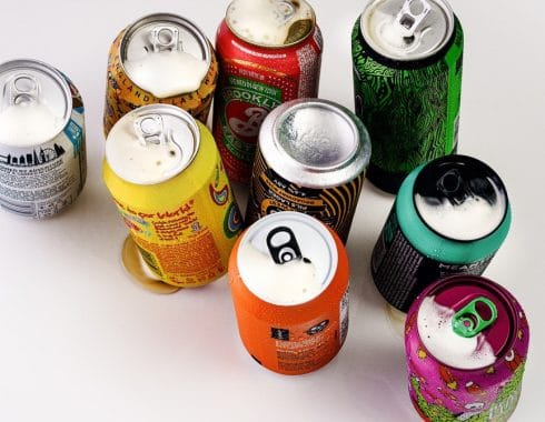 Desventajas de los refrescos de dieta